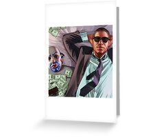 GTA 5 Online - Relax Greeting Card
