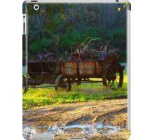 Berkeley Plantation~Cart iPad Case/Skin