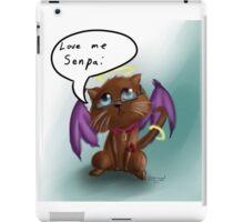 Longing Cat  iPad Case/Skin