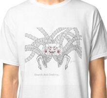 Matrix Search And Destroy (ink Sentinel) Classic T-Shirt
