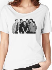 onedirection boyband Women's Relaxed Fit T-Shirt
