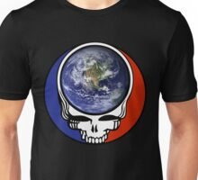 Earth Stealie Unisex T-Shirt