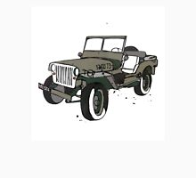 Willys Jeep Unisex T-Shirt