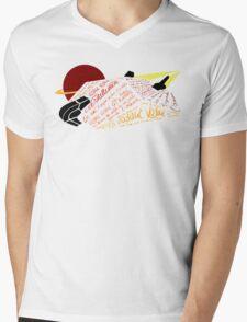 Asp Explorer Voyage Voyage Mens V-Neck T-Shirt