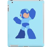 Simple Mega Man iPad Case/Skin
