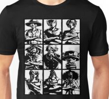 Straw Hat Clan Unisex T-Shirt