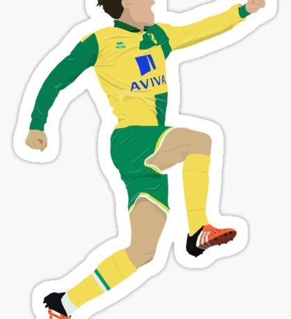 Jonny Howson (vs Villa) Sticker