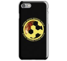 Dyfed Space Defense Force Merch iPhone Case/Skin