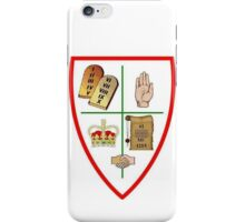 Lawful rebellion legal revolution iPhone Case/Skin