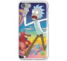 RICK AND MORTY iPhone Case/Skin