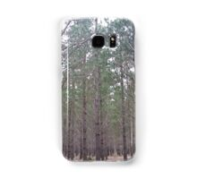 Silence in the Forest Samsung Galaxy Case/Skin