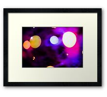 Last Lights No. 6 Framed Print