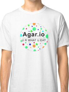Agar.io U R WHAT U EAT (circle) Classic T-Shirt