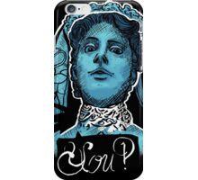 Sherlock - The Abominable Bride iPhone Case/Skin