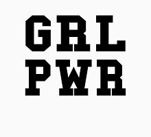 GRL PWR Womens Fitted T-Shirt