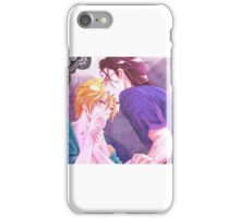 boy on boy iPhone Case/Skin