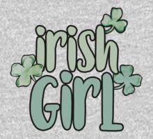 Irish Girl One Piece - Long Sleeve