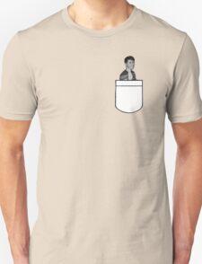 Dan in your pocket  Unisex T-Shirt
