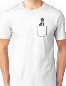 Dan in your pocket  Unisex T-Shirt