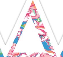 Delta Delta Delta - Preppy Sticker