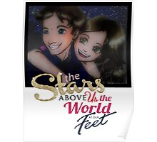 The Stars above us.. Poster