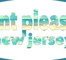 Point Pleasant New Jersey  Sticker