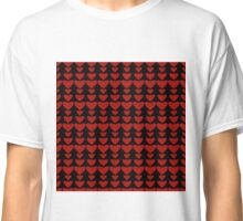 Pattern with hearts Classic T-Shirt