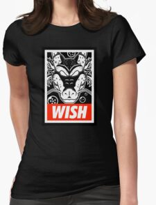 Wish Womens Fitted T-Shirt