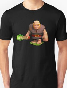 clash of clans Giants T-Shirt