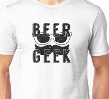 Beer Geek - Vintage Style Beer Poster Unisex T-Shirt