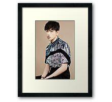 Eric Nam Framed Print