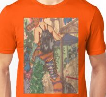 costume at the mermaid parade Unisex T-Shirt
