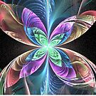 Magical Butterfly by Norma Jean Lipert
