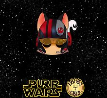 Dana's world of Cats - Purr Wars, rookie best pilot by Kaizoku-hime
