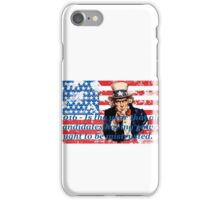 Vote 2016 - Is the year that all candidates having power ought to be mistrusted iPhone Case/Skin