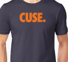 CUSE - ORANGE Unisex T-Shirt