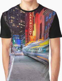 Paramount Colors Graphic T-Shirt