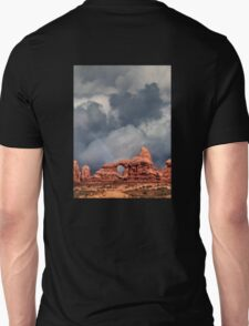 Rainbow Over Turret Arch T-Shirt