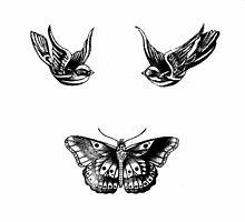 harry styles's tattoo. by Lumossolem