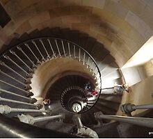 Ile de Re lighthouse by graceloves