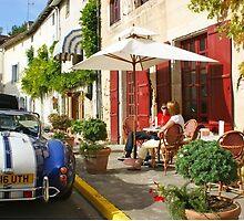 Verteuil sur Charente, France by graceloves