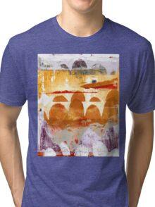 Abstract Landscape 2 Tri-blend T-Shirt