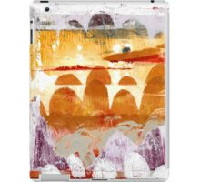 Abstract Landscape 2 iPad Case/Skin