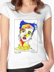 Pendulum Women's Fitted Scoop T-Shirt