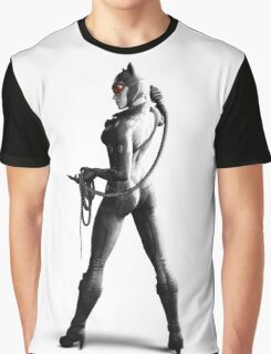 catwoman arkham Graphic T-Shirt