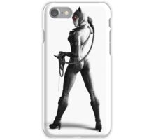 catwoman arkham iPhone Case/Skin