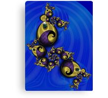 Gold Jewellery Gifts Canvas Print