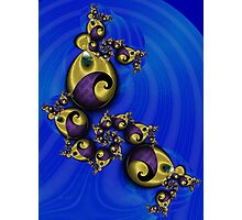 Gold Jewellery Gifts Photographic Print