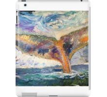 Whale Tail Colorful iPad Case/Skin