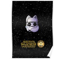 Dana's world of Cats - Purr Wars, the dark side's puppet Poster
